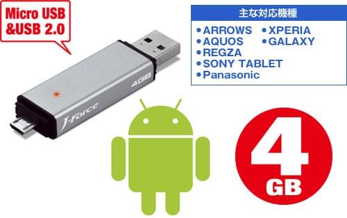 Флешка для смартфонов и планшетов на Android