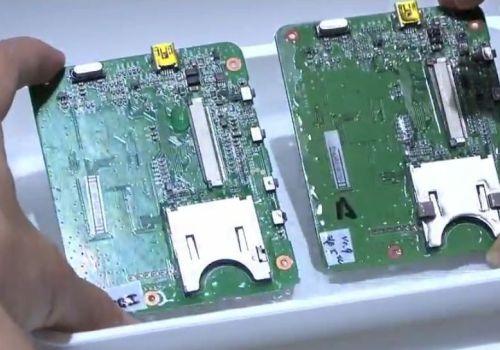Водозащитное покрытие для электронных компонентов