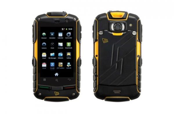 Прочный Android-смартфон JCB Toughphone Pro-Smart