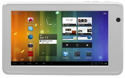 Xtex My Tablet 7 – Android-планшет за 150 $