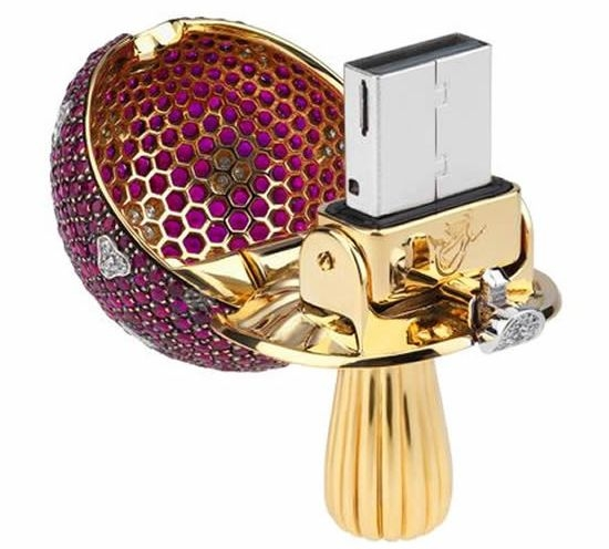 USB-флешка Magic Mushroom стоимостью 37 000 $