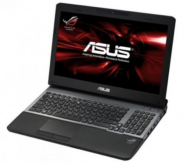 Игровой ноутбук Asus G55VW доступен для предзаказа