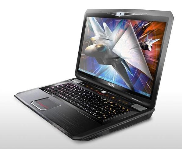 MSI выпустила новые игровые ноутбуки GT 70 и GT 60
