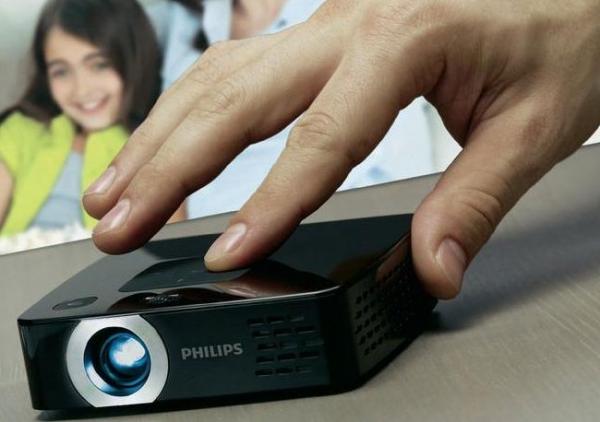 Карманный проектор Phillips PicoPix 2480