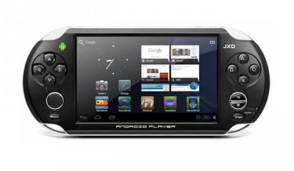 Портативная игровая Android-консоль JinXing Digital JXD S5110