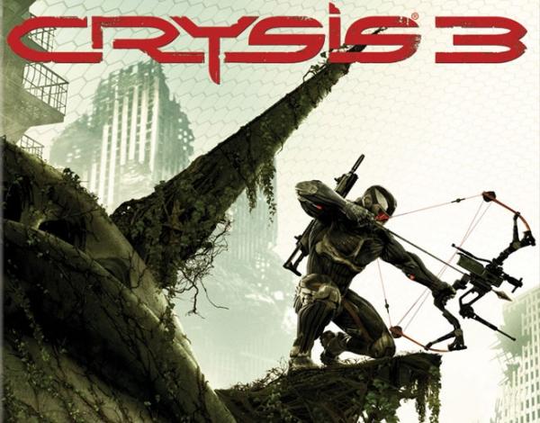 Crysis 3 – двухминутный официальный трейлер с геймплеем