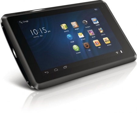 Philips PI3800 – 7-дюймовый Android-планшет
