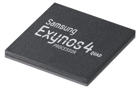 В Galaxy S3 будет установлен четырехъядерный процессор Exynos 4 Quad