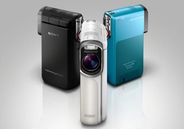 Водонепроницаемая видеокамера от Sony