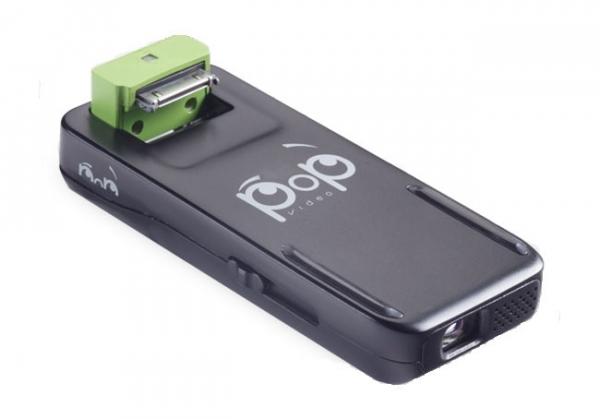 PoP Video – пикопроектор для iOS-устройств