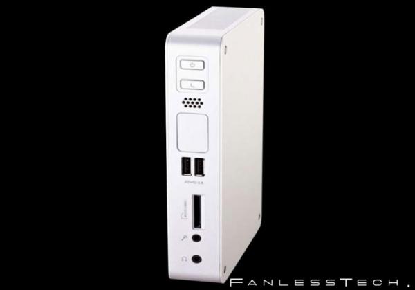 Безвентиляторные мини-ПК Foxconn AT-5x00