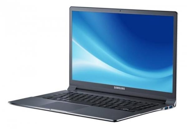 Samsung представляет новые ультрабуки Series 9 на базе Ivy Bridge
