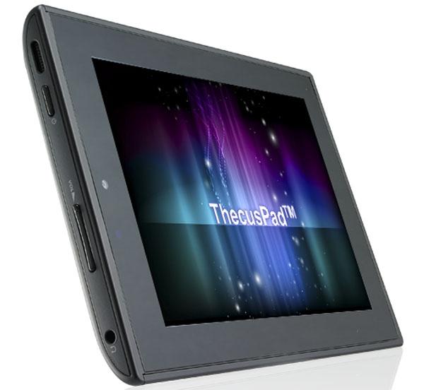 ThecusPAD – планшет для пользователей NAS