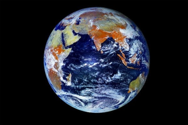 Отечественный спутник сделал самый детальный, 121 МП, снимок планеты