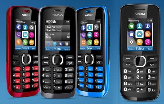 Nokia готовит к выпуску доступные «двухсимовые» телефоны 110 и 112