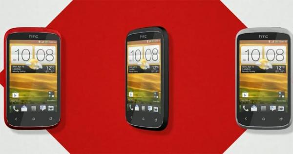 HTC Desire C – бюджетный смартфон с Android 4.0