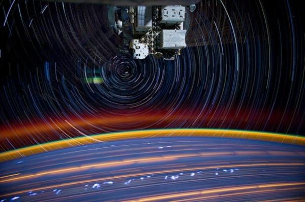 Глазами астронавта