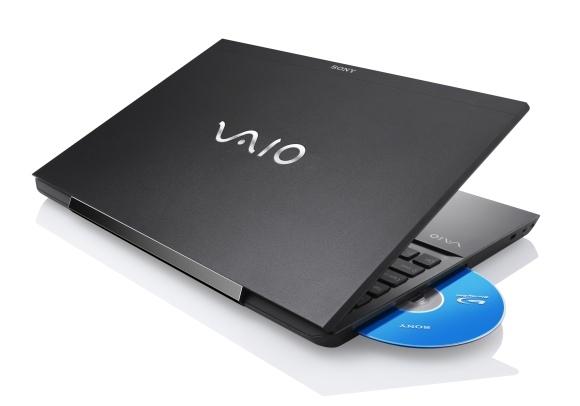 Sony анонсирует ноутбуки VAIO S и Z с процессорами Ivy Bridge