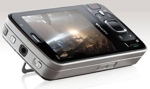 Новый мультимедийный смартфон Nokia N96