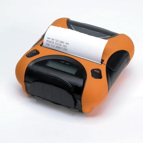 Портативный принтер для мобильных устройств Star Micronics SM-T300