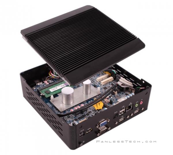 Безвентиляторный мини-ПК Habey BIS-6763