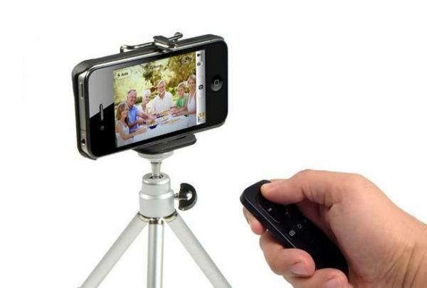 Беспроводной пульт ДУ для iOS-устройств Satechi BT Media Remote