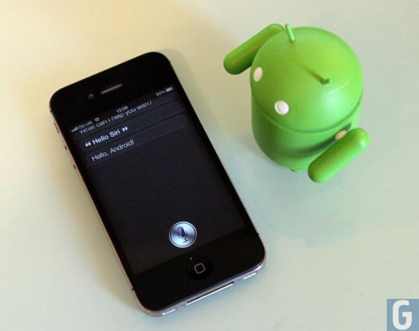 Android и iOS занимают более 80 процентов рынка смартфонов