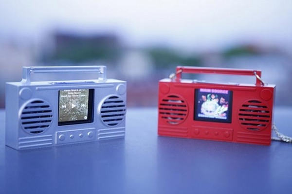 HI-RO – бумбокс из iPod Nano