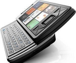 Новый Windows-коммуникатор Sony Ericsson Xperia X1
