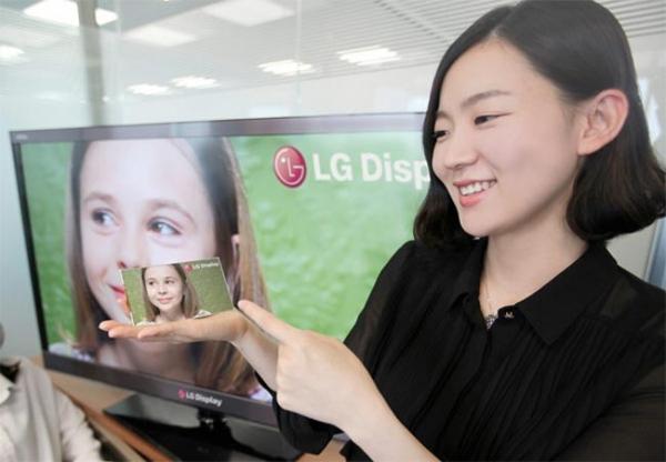 5-дюймовый Retina-дисплей с разрешением fullHD от LG