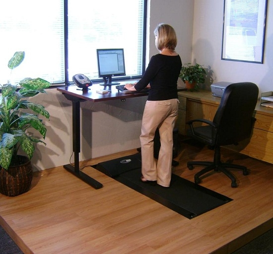 Tread Desk – беговая дорожка для ПК-пользователей