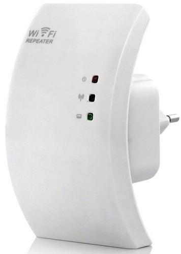 Wall Powered Wireless Signal Repeater поможет увеличить покрытие беспроводной сети