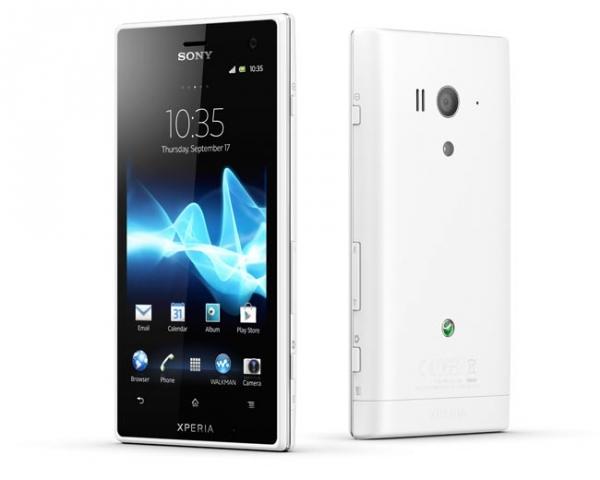 12-мегапиксельный Android-смартфон Sony Xperia Acro S