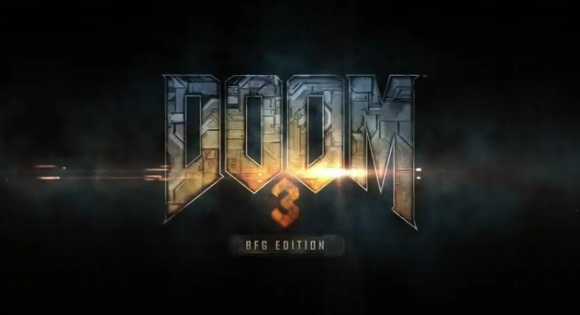 Опубликован трейлер Doom 3: BFG Edition