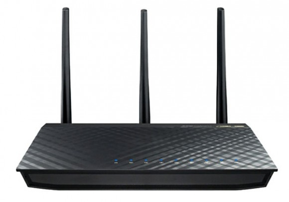 Новый Wi-Fi роутер Asus RT-AC66U 802.11ac