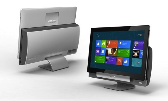 ASUS Transformer AiO – 18,4'' моноблок-планшет под управлением Windows 8 и Android