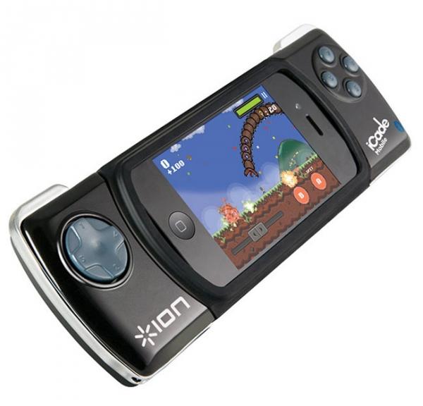 iCade Mobile – игровой контроллер для iOS-устройств