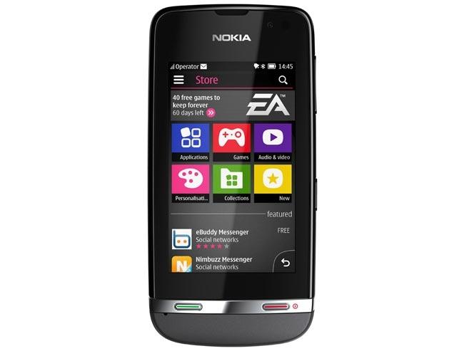 Бюджетные телефоны Nokia Announces Asha 305, 306 и 311