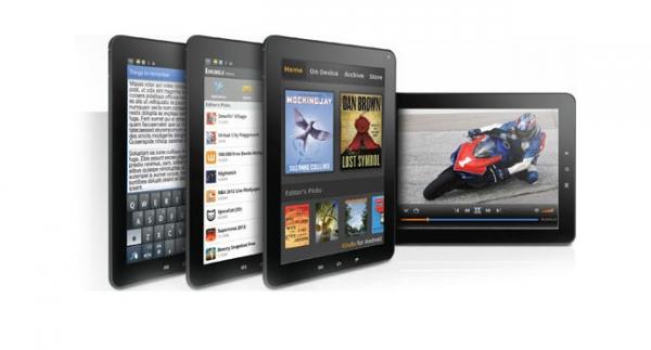 ViewSonic ViewPad E100 – планшет с Android 4.0 за 300 $