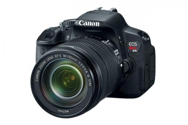 Официальный анонс Canon EOS Rebel T4i (650D)