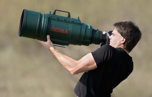 Ультрателефотообъектив от Sigma