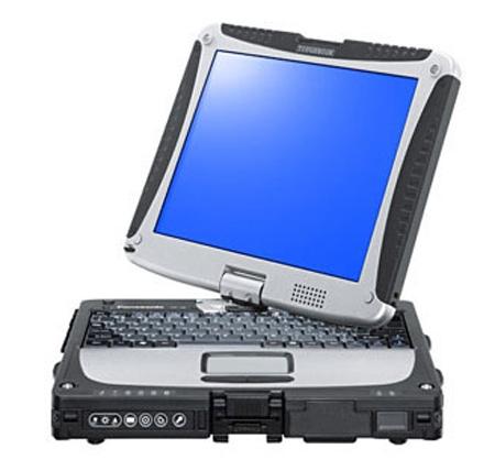 Прочный ноутбук Panasonic Toughbook CF-19