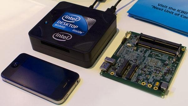 Мини-ПК Intel NUC