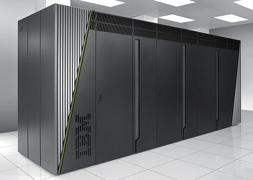 Самый быстрый в мире суперкомпьютер IBM Sequoia