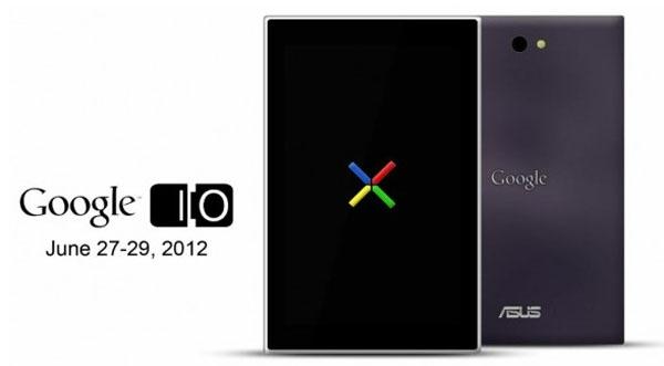Фото Google Nexus 7 появилось в сети