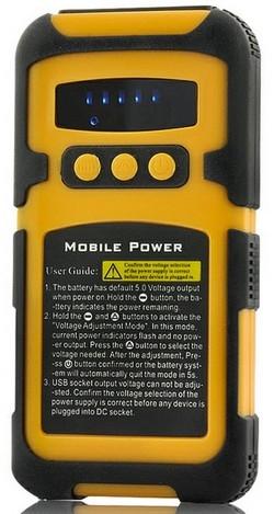 Прочный портативный аккумулятор Rugged Shockproof Waterproof Portable Battery