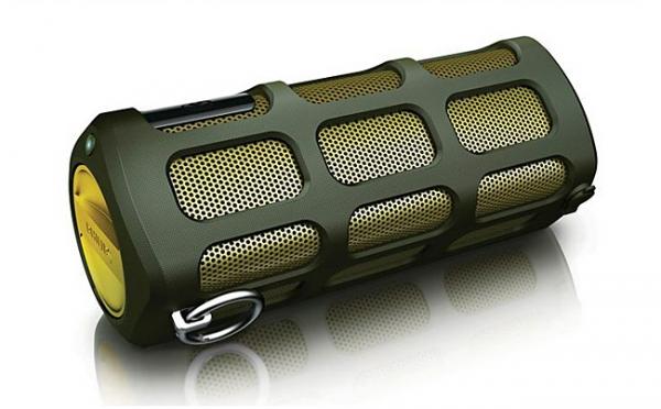 Портативная беспроводная аудиосистема Philips Shoqbox