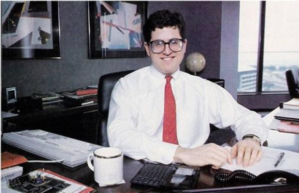 Рабочие столы CEO легендарных IT-компаний