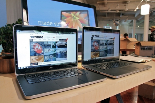 Dell представляет новые лэптопы XPS 14 и XPS 15