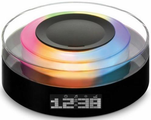 Ultrasonic Aromatherapy Clock – часы для улучшения сна